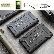 Для SONY Walkman A50 A55 A56 A57 NW-A55HN A56HN A57HN Прочный противоударный защитный чехол Крышка