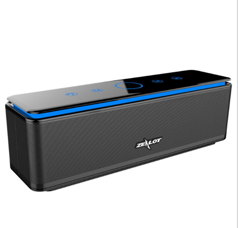 S7 Wireless Bluetooth Speaker Subwoofer Mini Portable Speaker Outdoor Audio System Smartphone 3D Stereo Music Surround xoopar xg21013 wireless bluetooth speaker personalized mini portable small smart phone audio subwoofer