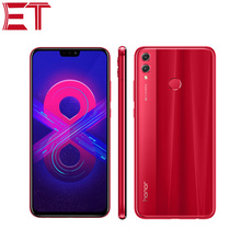 Brand New Mobile Phone Honor 8X Cellphone 6GB RAM 64GB ROM H