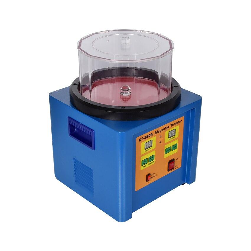 KT-280 mágneses dobozos ékszer-csiszoló 1100 g ferromágneses - Elektromos kéziszerszámok - Fénykép 2