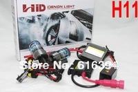 New Arrival SUPER 12V 35W Slim XENON HID KIT H11,3000K,4300K,5000K,6000K,8000K,10000K,12000KFree Shipping