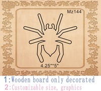 Halloween spider wooden dies Golden Deer Wood Mould is compatible with most leading machines