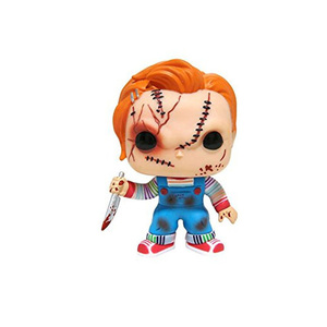 Image 5 - Funko pop Thriller Movie Childs Play & Chucky Vinyl Action Figure Collection Model Toys for Children Birthday gift