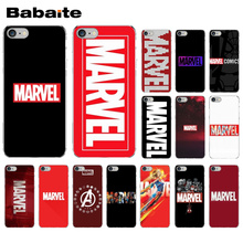 Marvel Superheroes The Avengers Soft Silicone TPU Phone Cover for Apple iPhone 8 7 6 6S Plus X XS MAX 5 5S SE XR Cover