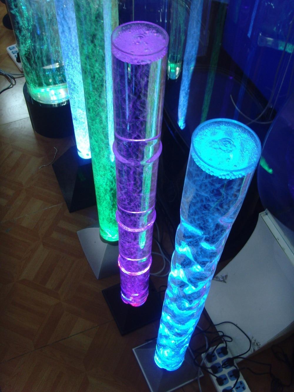 ZhuDeng bubble water, water dance lamp, floor lamp, wind water ...