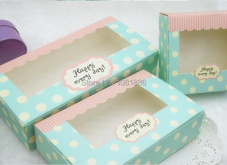 Christmas Gift Cake Boxes