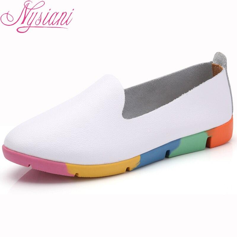 PINSEN Verano de 2019 de las mujeres de la moda plataforma plana Zapatos de  Mujer Zapatos 51041139d154