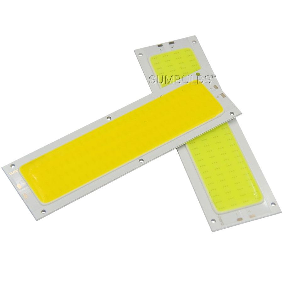 Lâmpadas Led e Tubos quente branco frio cob matrix Base : Cob Led Strip