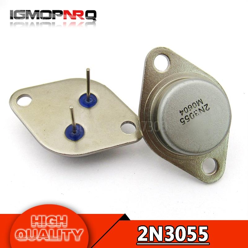 5Pcs MJ2955 St Pnp Af Amp Audio 15A//60V TO-3 Power Transistor New Ic xh