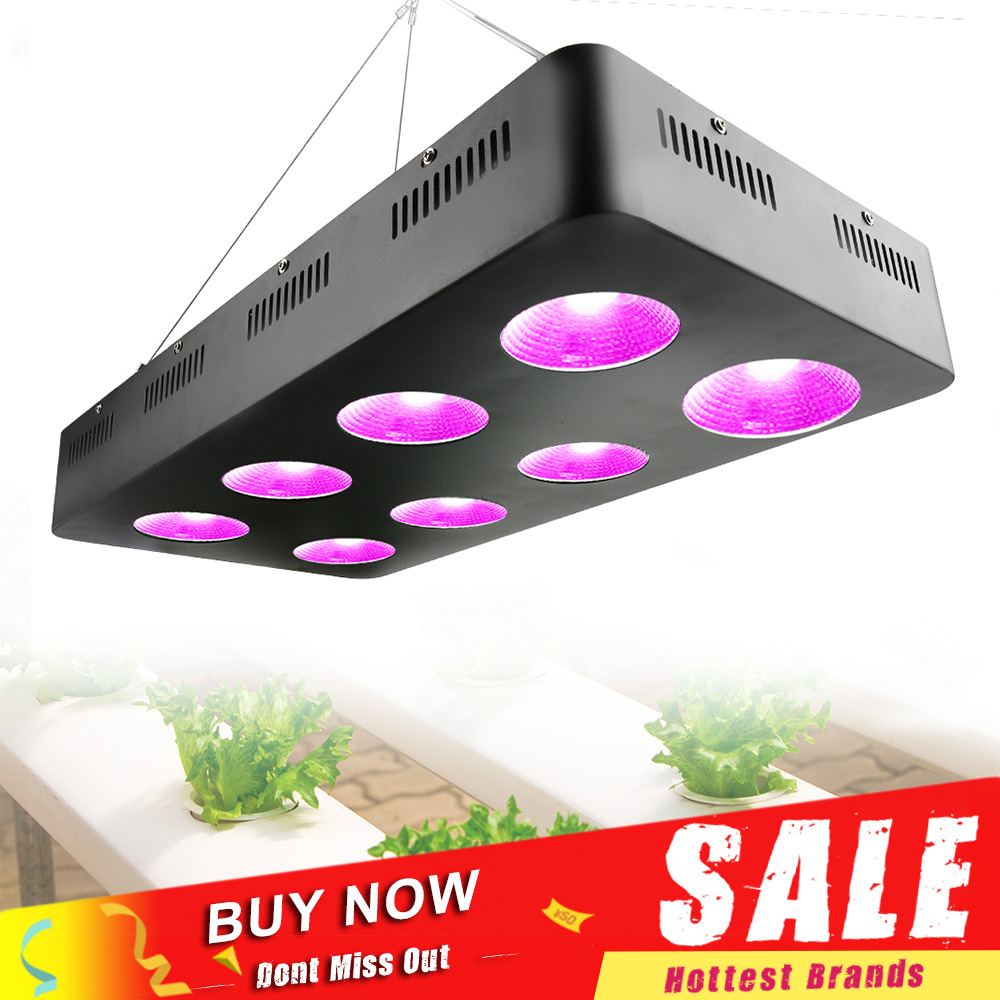 цена на 2000W Full Spectrum LED Grow Light Indoor Plant Lamp For Plants Vegs Hydroponics System Grow/Bloom Flowering