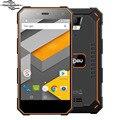 Ному S10 Мобильный Телефон 5 Дюймов Quad Core 2 ГБ + 16 ГБ MTK6737T 13.0MP Смартфон 5000 мАч Быстрая Зарядка 1280x720 IP68 Водонепроницаемый Телефон