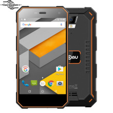 Nomu S10 Mobile Phone 5 Inch Quad Core 2GB+16GB MTK6737T Smartphone 5000mAh Quick Charge 13.0MP 1280×720 IP68 Waterproof Phone