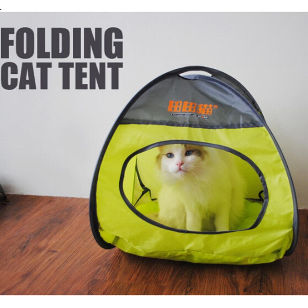 2018 folding cat tents high-end cat games toys cat favorite cat house pet supplies