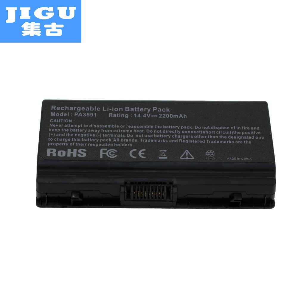JIGU Laptop Battery PA3591U-1BAS PA3591U-1BRS FOR TOSHIBA Satellite L401 L402 L40 L45JIGU Laptop Battery PA3591U-1BAS PA3591U-1BRS FOR TOSHIBA Satellite L401 L402 L40 L45