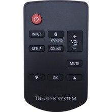 Nowy pilot zdalnego sterowania nadaje się do panasonic N2QAYC000098 system kina odtwarzacz kontroler