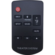 รีโมทคอนโทรลใหม่เหมาะสำหรับ panasonic N2QAYC000098 THEATER player controller