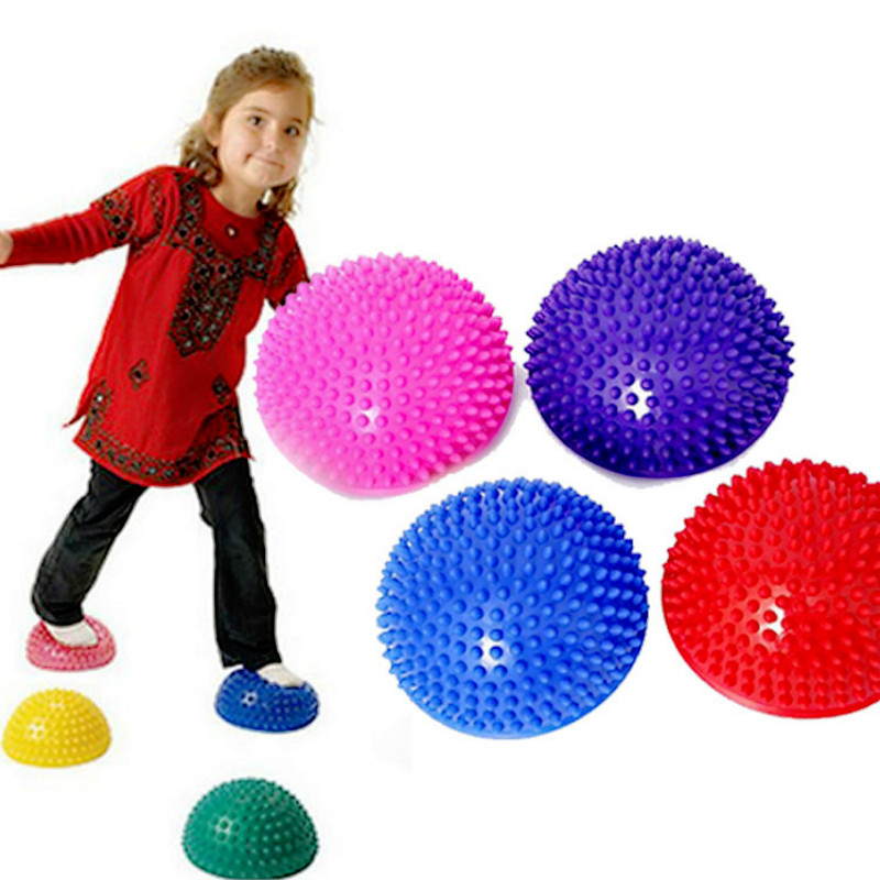 4pcs / set 어린이 풍선 균형 공 균형 조정 공 어린이 야외 스포츠 완구 키즈 건강 관리 Clearence
