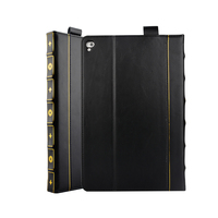 Stand Case For IPad Air 2 Magnetic PU Leather Case Smart Cover With Multi Angles Holder
