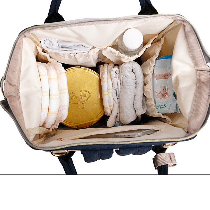YOOAP Backpack Diaper Bag Mom Backpack Bolsillos Organizadores Para Bebes Leather Diaper Bag Diaper Bags baby bag in Diaper Bags from Mother Kids