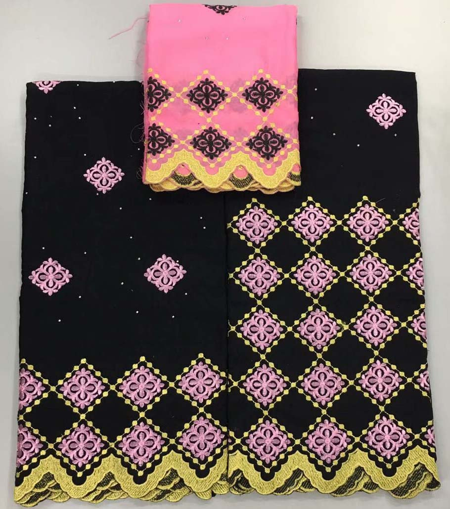 High Quality Cheap Switzerland Lace Fabric African French Voile Lace Fabric Swiss Voile Lace Nigerian Cotton Lace Fabric
