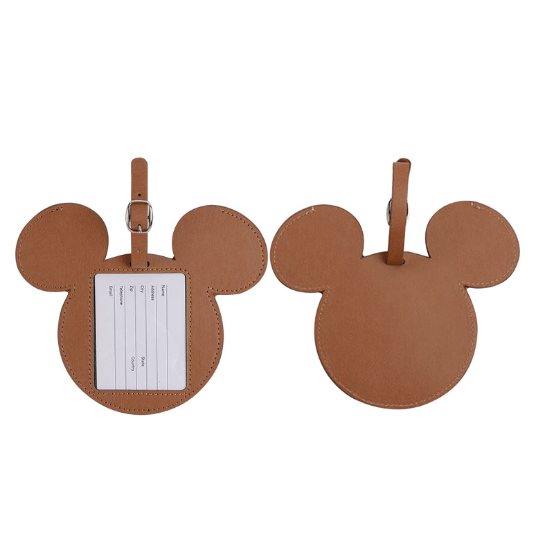 Compare Prices on Custom Leather Luggage Tags- Online Shopping/Buy ...