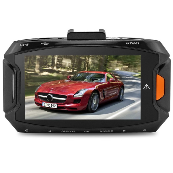 Dome G90-7S GS90C 2.7 inch LCD 1296P Ambarella A7LA70 Chipset Car DVR Video Recorder 170 Degree Wide Angel with GPS разъемы и переходники furutech gs 21 p g