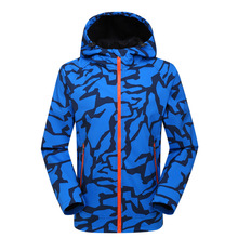 2017 Brand New Mens Windstopper Waterproof Softshell Spring High Quality Fashion Jacket M TO 3XL