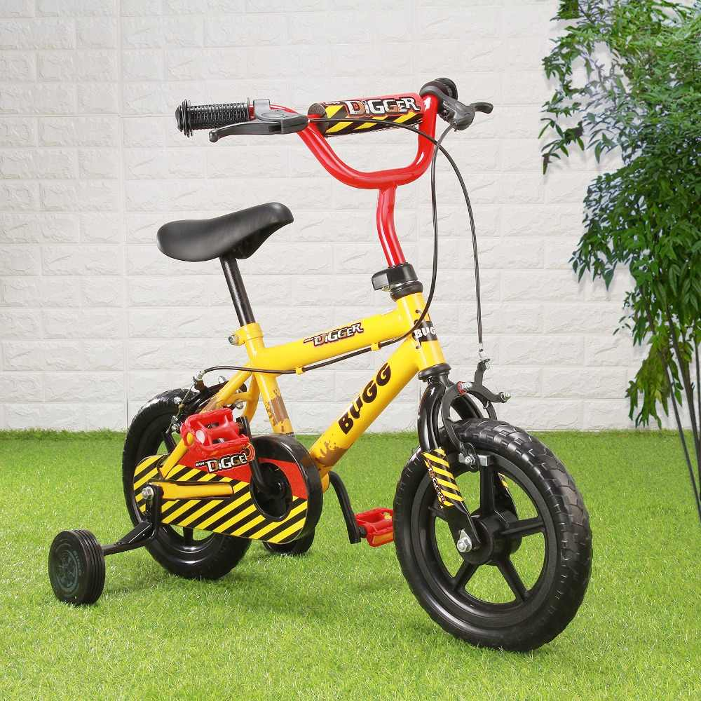 Detail Feedback Questions About 12 Yellow Kid S Bike Cycling Child