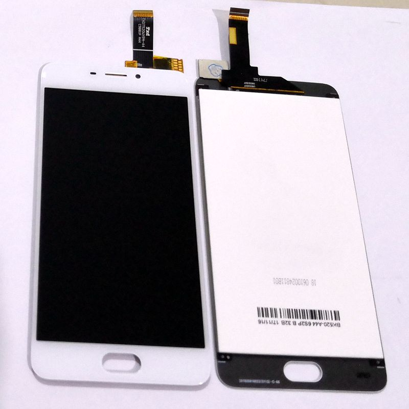5.2 For Meizu M6 M711H Lcd Screen Display With Touch Screen Digitizer Glass frame FUll set Together For m711Q M711A lcd