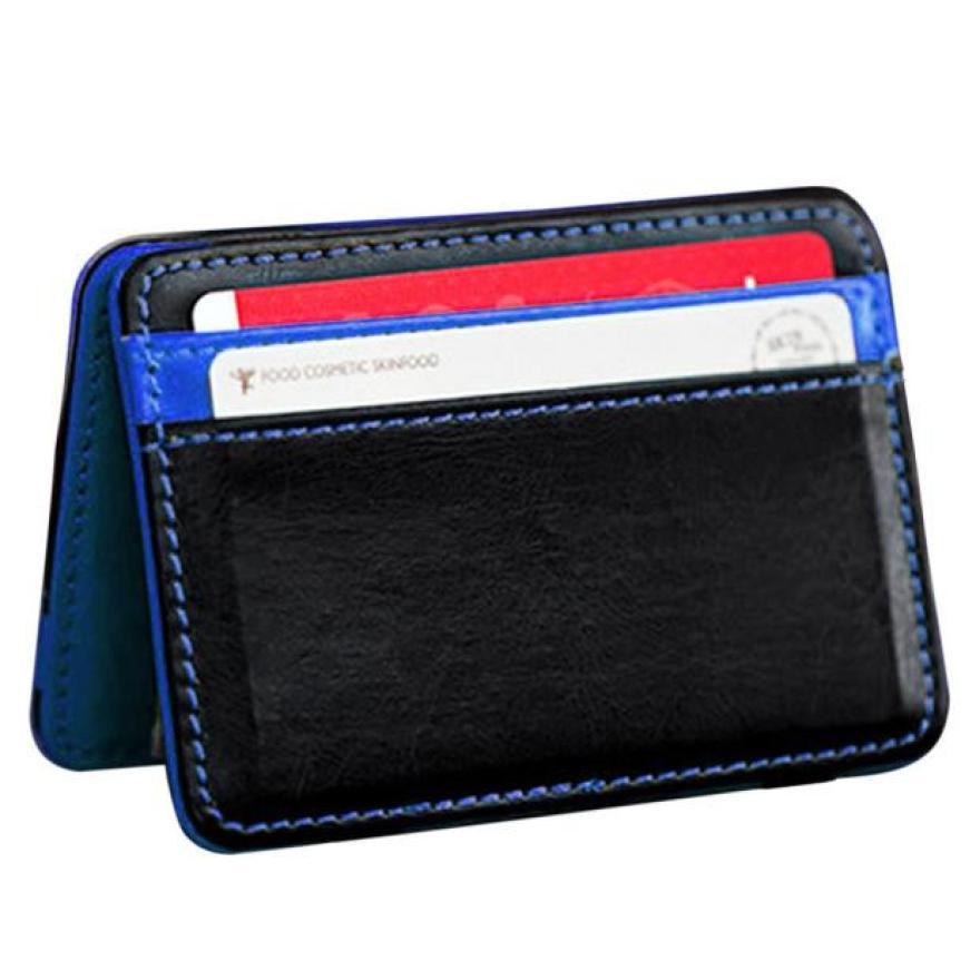 Card, Leather, Magic, Holder, Mini, Designer