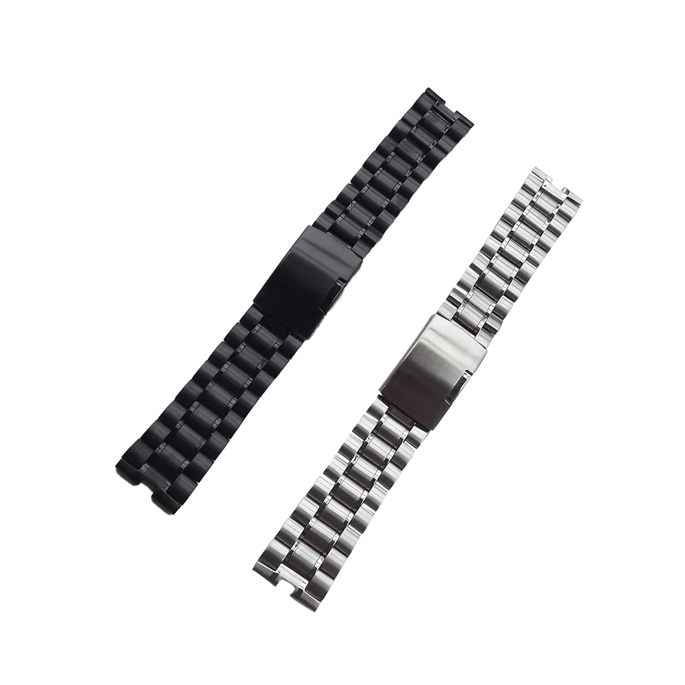 Good Quality Solid Stainless Steel Replacement Watchband watch straps for Motorola Moto 360 Smart Watch men women charming watchband stainless steel watch band for motorola moto 360 2nd 42mm bracelet writ watches straps replacement