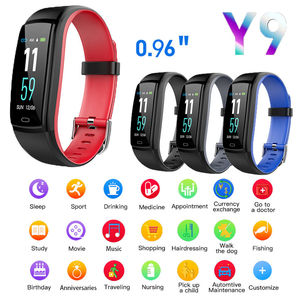 Y9 Smart Wristband Color Scree