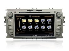 For Ford For Focus 2008~2011 – Car GPS Navigation System + Radio TV DVD iPod BT 3G WIFI HD Screen Multimedia System