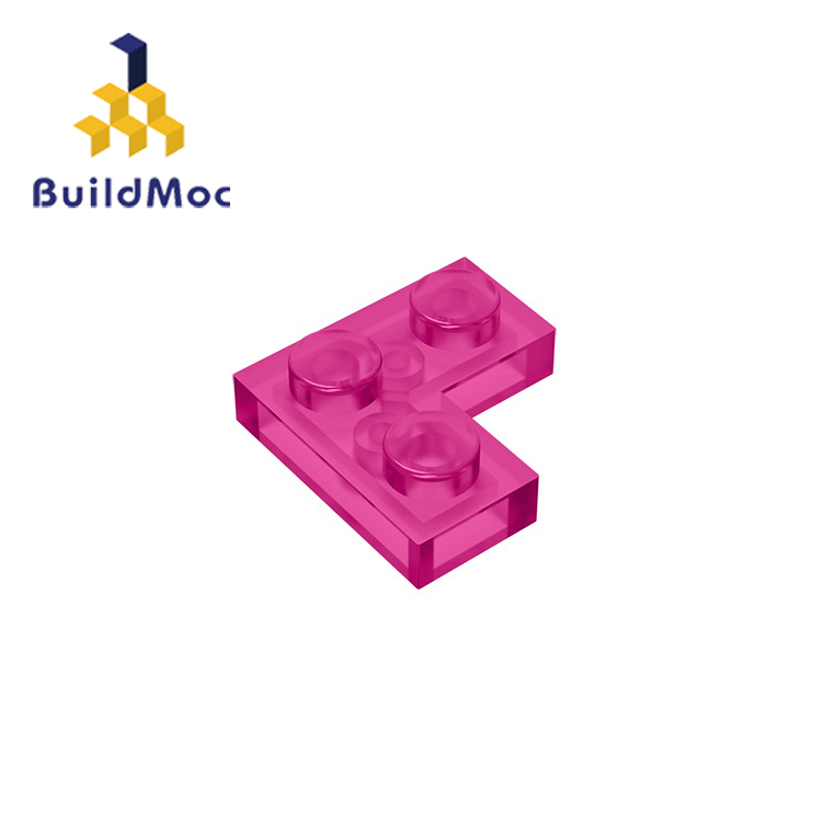 BuildMOC Compatible Assembles Particles 2420 2x2 For Building Blocks Parts DIY LOGO Educational Creative Gift Toys