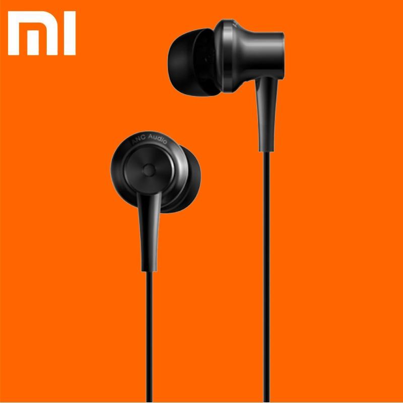 100% Original Xiaomi Mi ANC Earphones Hybrid USB Type-C Charging-Free Mic Line Control Music earphones for Xiaomi Mi6 MIX Note2 mi 313 migix movement music купить дешево в китае