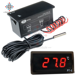 AC 220 v Alle-Zweck Test LED Digitale Temperatur meter Display Thermometer Aquarium WC