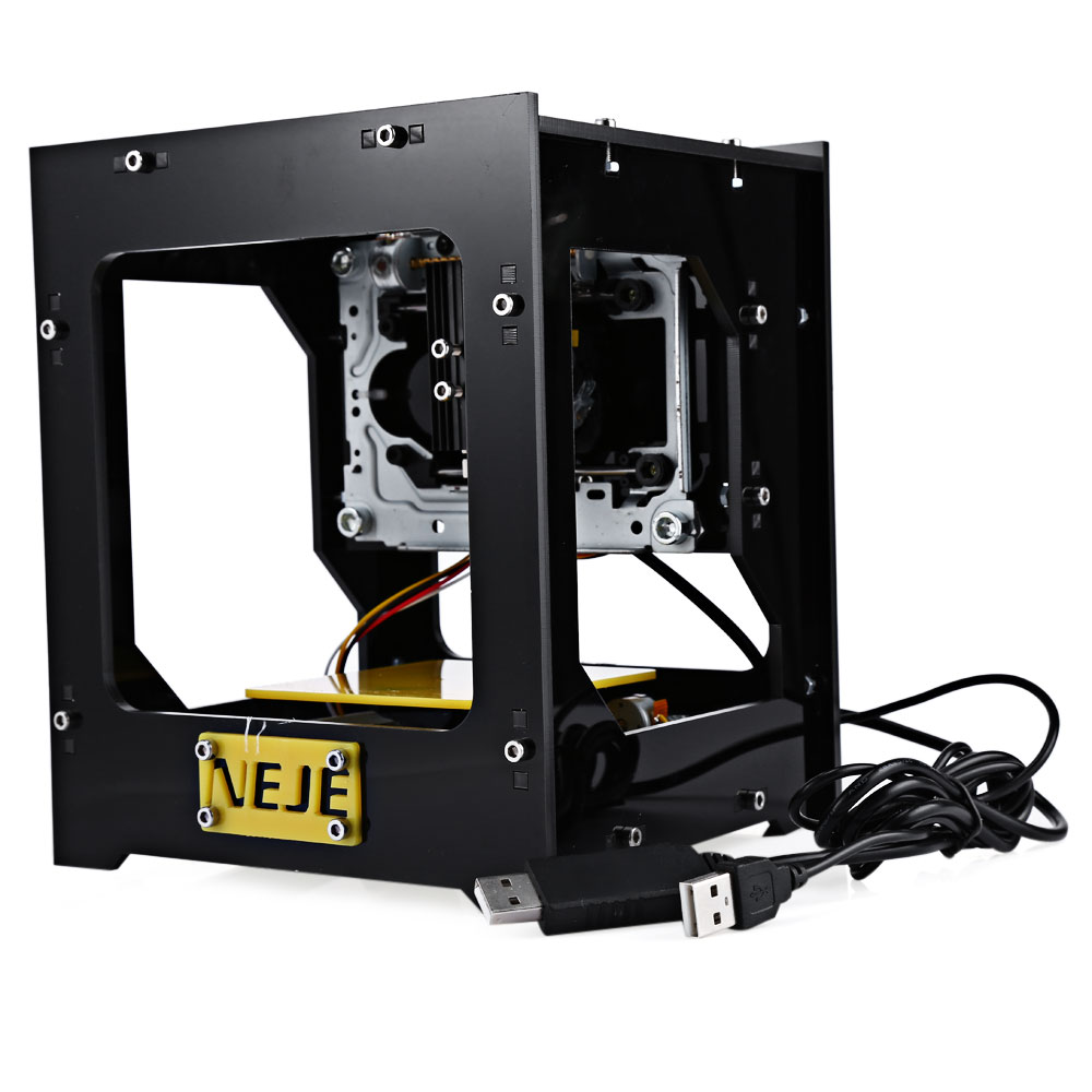 NEJE 5V 300mW Fancy Laser Engraving Machine Printer For Wood/Plastic/Rubber CNC Laser Cutting Machine DIY 3D Laser Wood Router laser wood cutter wood laser cutting machine laser cutting rocking horse
