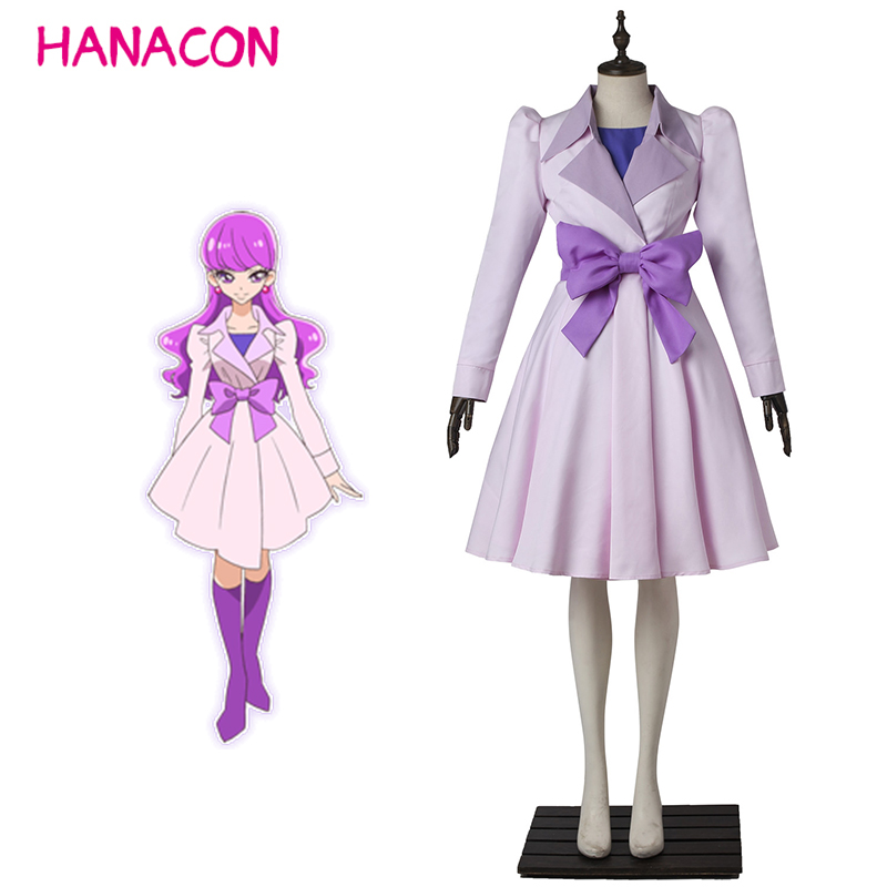 buy kirakira pretty cure a la mode cosplay costume cure macaron daily dresses. Black Bedroom Furniture Sets. Home Design Ideas