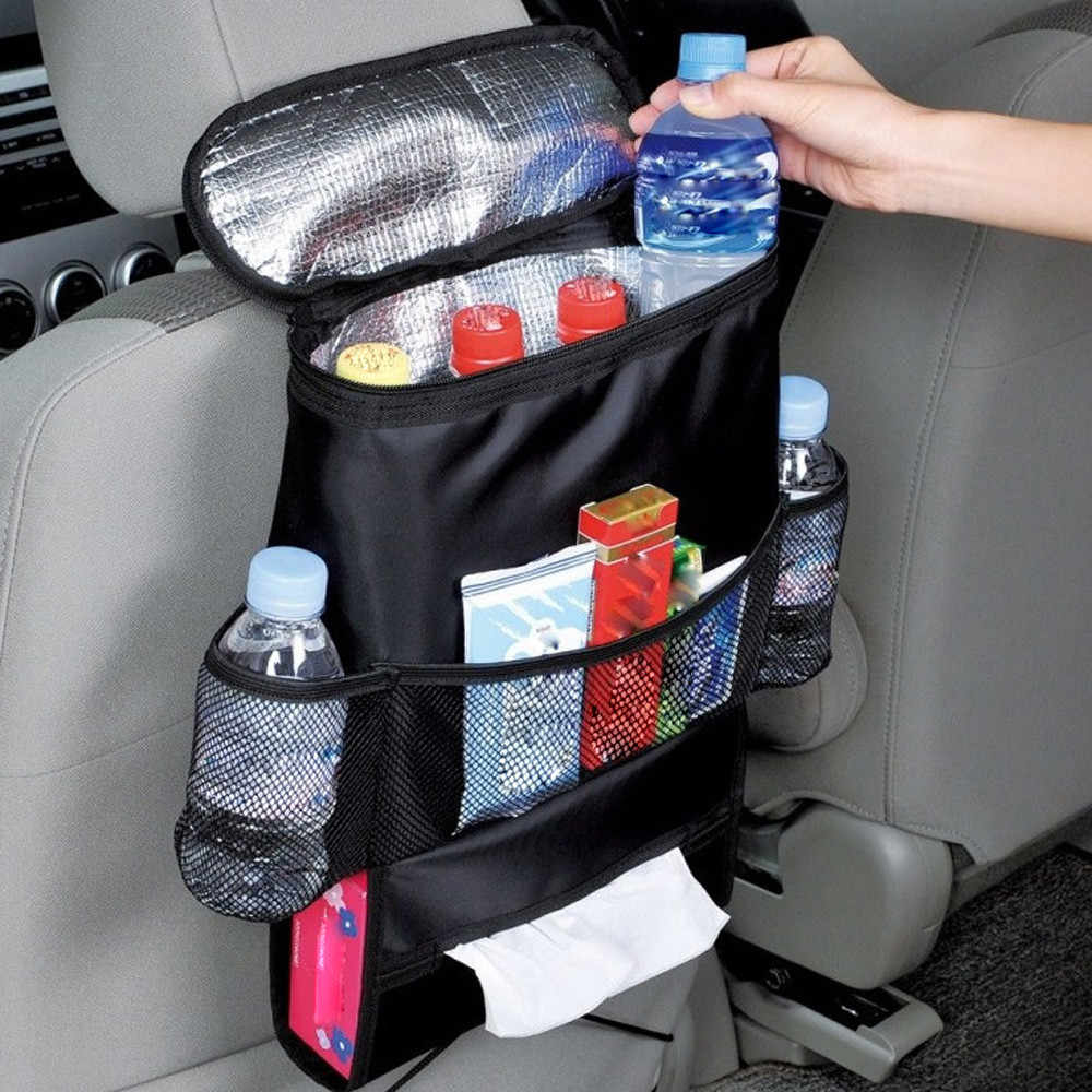 New Arrival Auto Car Back Seat Luggage Organizer For Your Car Tidy  Bag Car Accessories #YL1