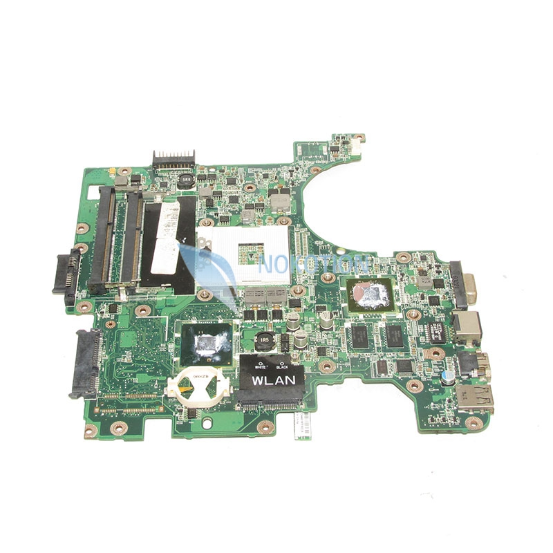 NOKOTION Laptop Motherboard for Inspiron 1564 DDR3 Video 6T28N CN-06T28N 06T28N 6T28N DA0UM3MB8E0 Mainboard Warranty 60 days nokotion cn 0uw953 uw953 mainboard for dell inspiron 1501 laptop motherboard 0uw953 ddr2 socket s1
