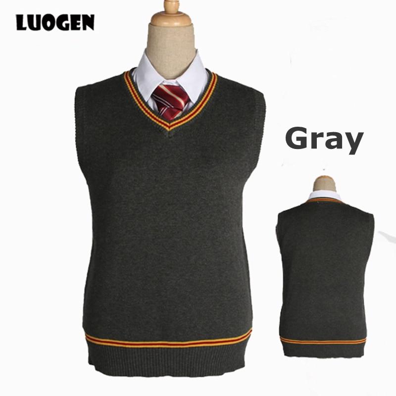 Wholesale Cosplay British School vest uniforms Porter with