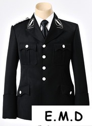 EMD M32 Uniform top Twill wol Officer