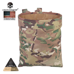 Emersongear magazine pouch recycling bags sundries tactical 1000d nylon drop pouch airsoft military em6032.jpg 250x250
