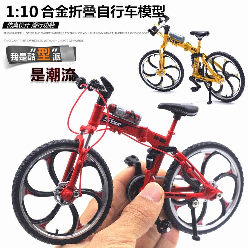 Mini doigt BMX vélo jouets mignon Flick Trix vtt BMX vélo modèle vélo Tech décor Excellent Bmx jouets pour enfants cadeau