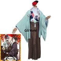 Black Butler Kuroshitsuji Ciel Phantomhive рубашка пальто и пиджаки кимоно Кендо Брюки для девочек форма наряд аниме Костюмы для косплея