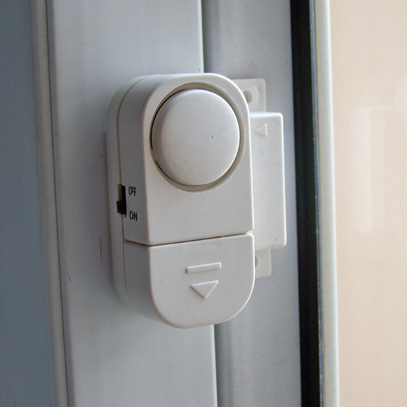 Doorbell Wireless Door Window Entry Burglar Alarm Signal