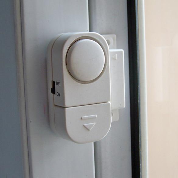 Doorbell Wireless Door Window Entry Burglar Alarm Signal Safety Security Alarm Switch  Guardian Protector LCC