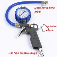 Top Quality Car Pressure Detector Car Tire Gauge Car Tire Pressure Gauge