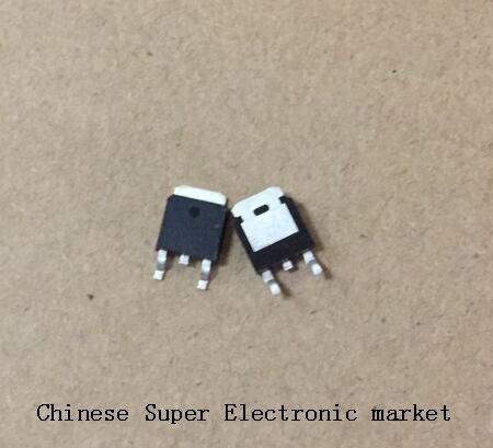 10PCS NEW 78M05 TO-252 Positive Voltage Regulator
