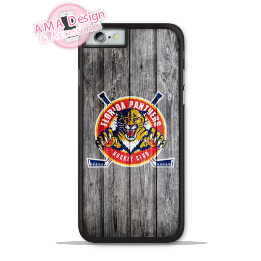 Florida Panthers Ice Hockey Phone Cover Case For Apple iPhone X 8 7 6 6s Plus 5 5s SE 5c 4 4s For iPod Touch